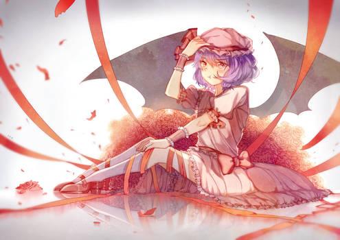 Remilia Scarlet by tanuma-san