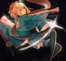 okita souji by tanuma-san