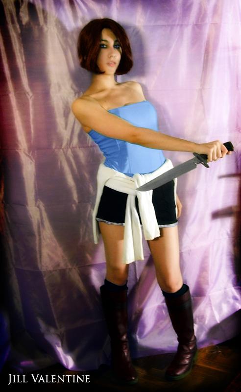 Jill Valentine - Resident Evil by JigokuxShoujo