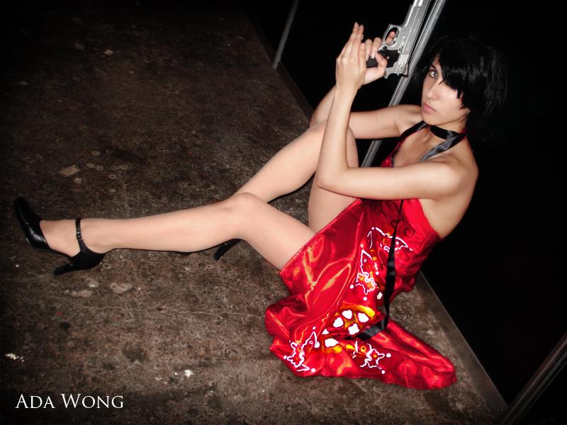 Ada Wong 02 by JigokuxShoujo