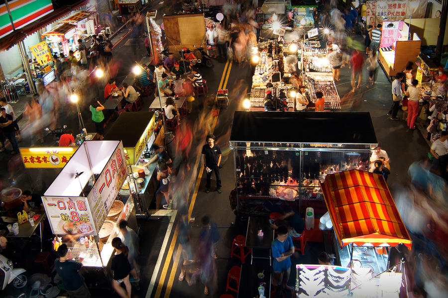 Zhongli Night Market