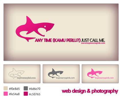 shark pink