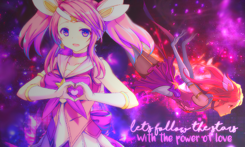 ~ Star guardian Lux SIGNATURE ~ by NuriiKawaii