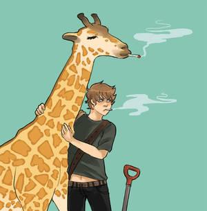 Mole's Giraffe