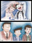 Nobita's Night Before a Wedding