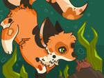 Transformice Koi Fish Fur :3