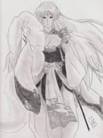 Sesshomaru by hobbit1803