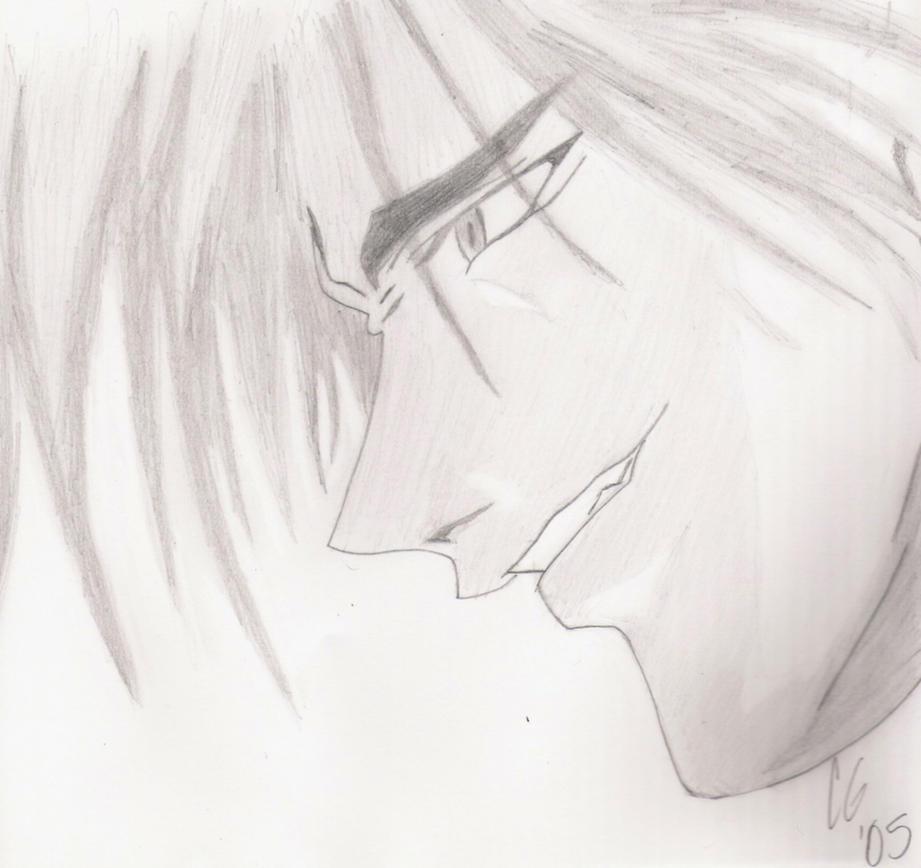 Demon Eyes Kyo By Hobbit1803