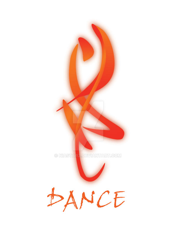 dance logo by niastarz on deviantart
