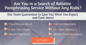Best Paraphrasing Website