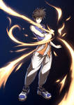 Flame of Recca - Recca Hanabishi