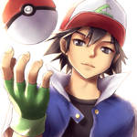 Pokemon - Ash
