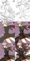 Maka Albarn (STEP BY STEP)