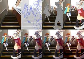 Team Mai (STEP BY STEP) by Hananon