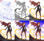Michelle (STEP BY STEP)