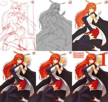 The New Beginning Cover (STEP BY STEP)