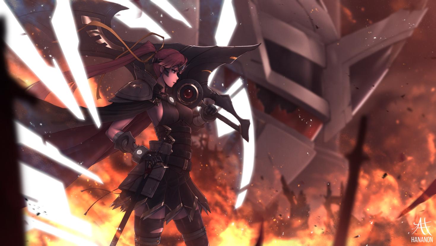 [067] Artefak Story: Enma's Origin (+Speedpaint) by Hananon