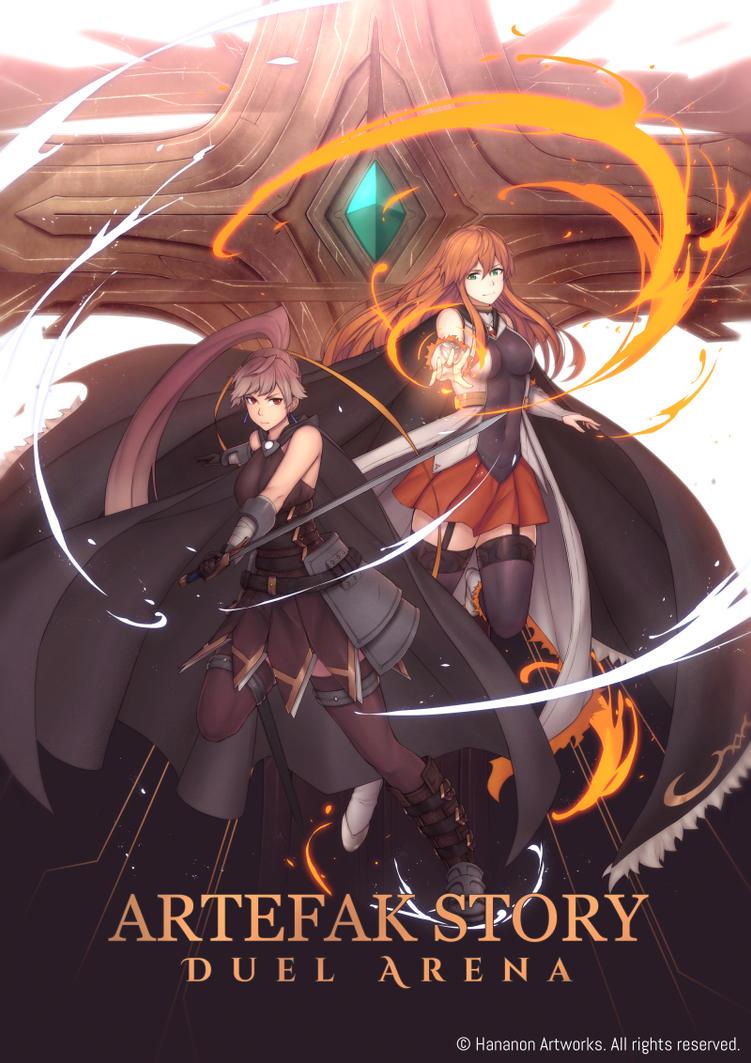 [079] Artefak Story - Duel Arena by Hananon