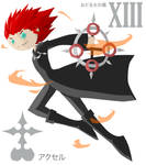Vector Axel by SelanPike