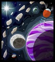 space woot woot by SelanPike