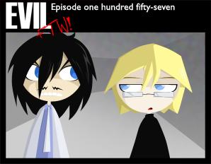 Evil FTW: Try. by SelanPike