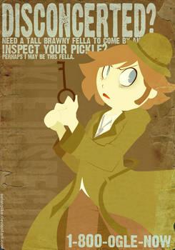 Pickle Inspector flier