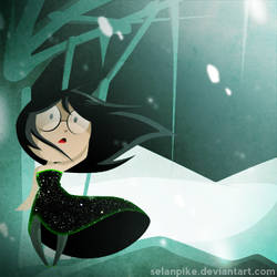 Jade on LOFAF by SelanPike