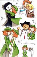 PI shipping doodles by SelanPike