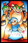 Dumb turtles