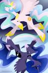 Celestia + Luna