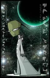 Fan-Irken in space by SelanPike
