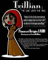 Trillian by SelanPike