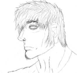 Lucas Sketch by SteffiQueenOfTheNerd