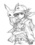 Pokemon Speed sketch
