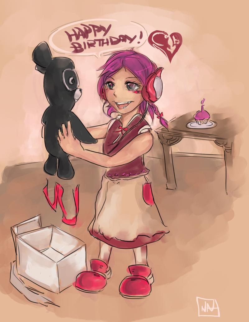 Happy Birthday Artgerm by bulletproofturtleman