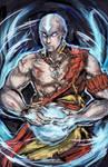 Avatar Aang wip2