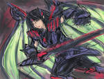 Legend of Dragoon Rose speedpaint