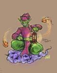 Green Goblin redesign