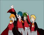 HP . The Marauders