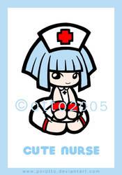 cute nurse by porotto
