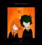 HP . Harry + Ginny . 2