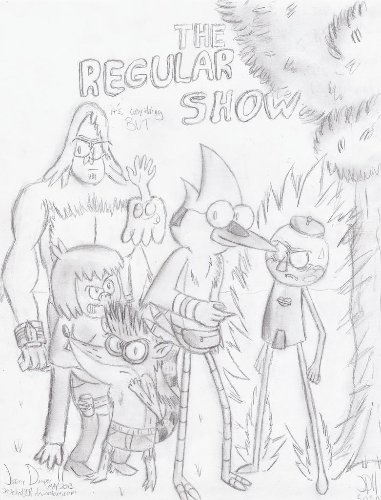 Think positive regular show full episode hd