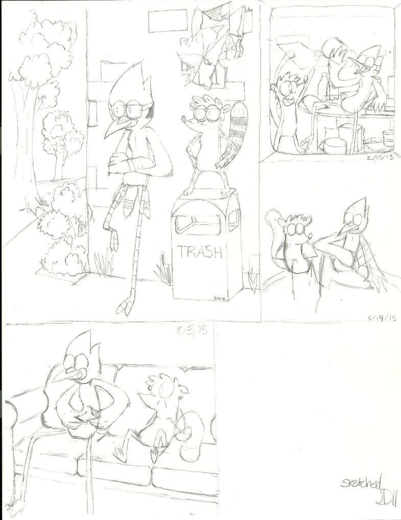 Panels (update) by SketchedJDII