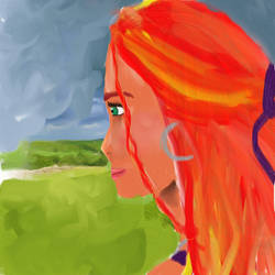 Redhead practice