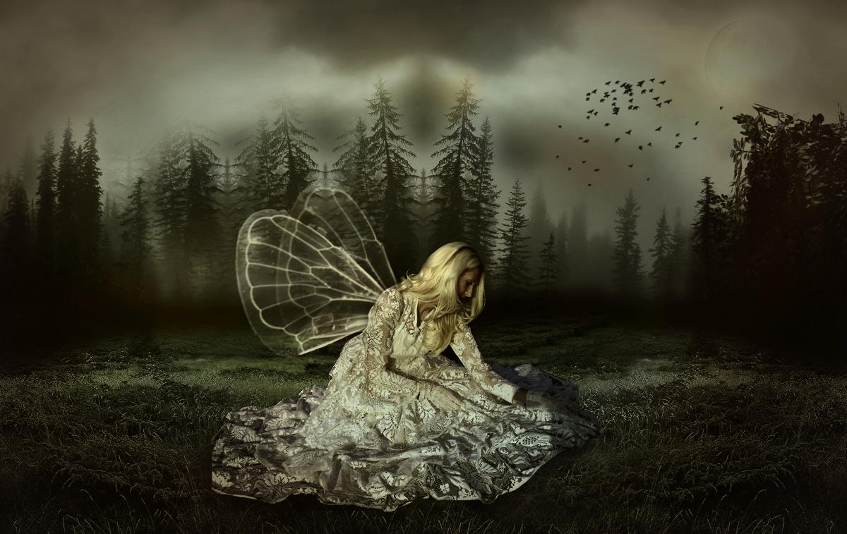 28+ [ Art Print Digital Painting Fantasy ] | The Druid ...