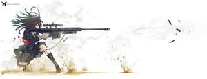 butterfly M82A1