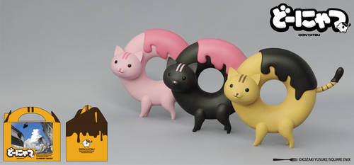 donyatsu figure by KYMG