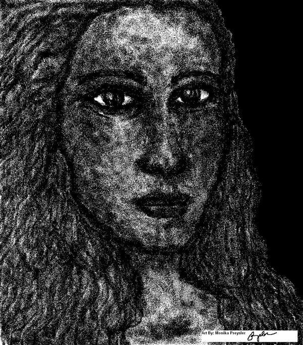 Black Lady by Ainasule