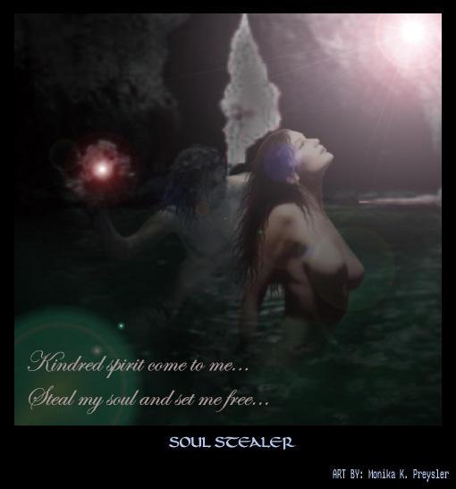 Soul Stealer by Ainasule