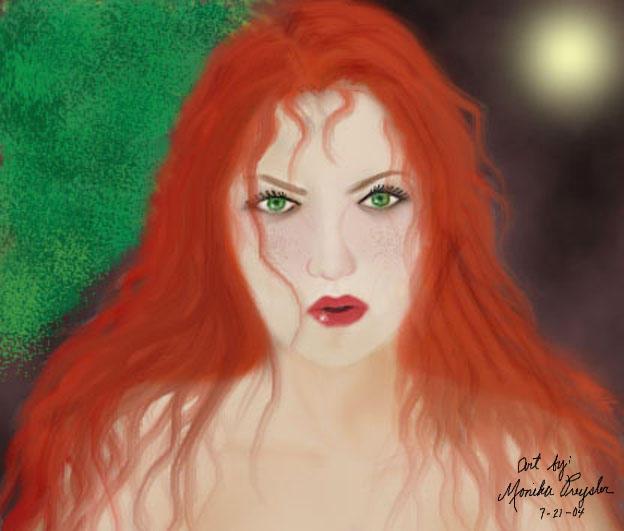Morrigan Mayfair by Ainasule